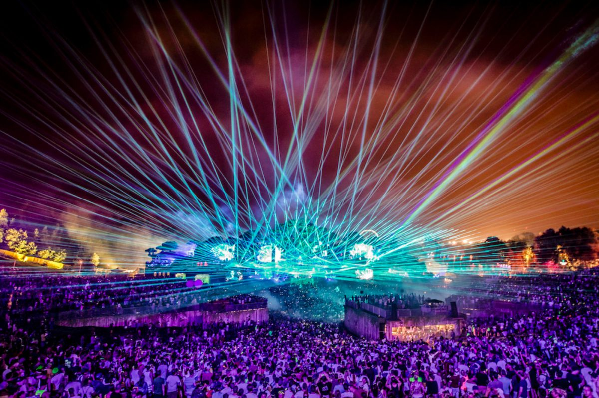 Best EDM Festivals