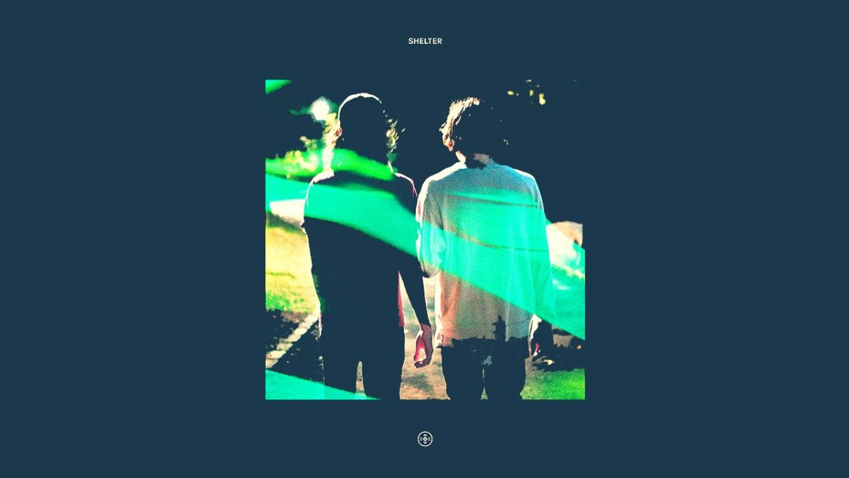 "Porter Robinson & Madeon's hit ""Shelter"" has gone Gold"