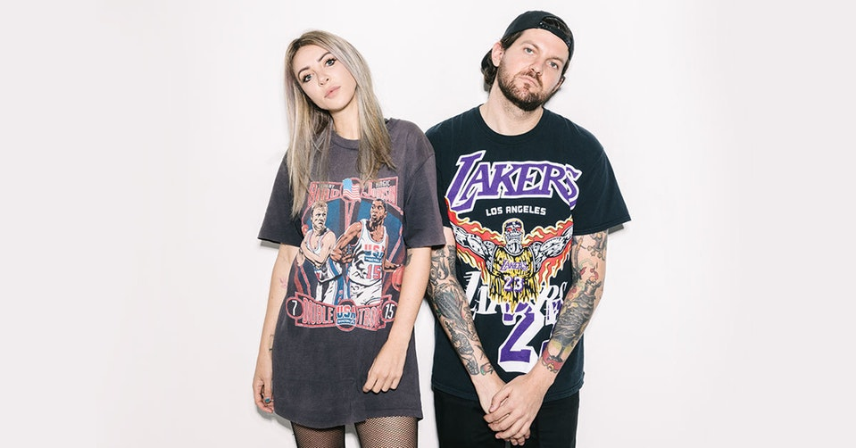 Alison Wonderland & Dillon Francis work on 2nd collab
