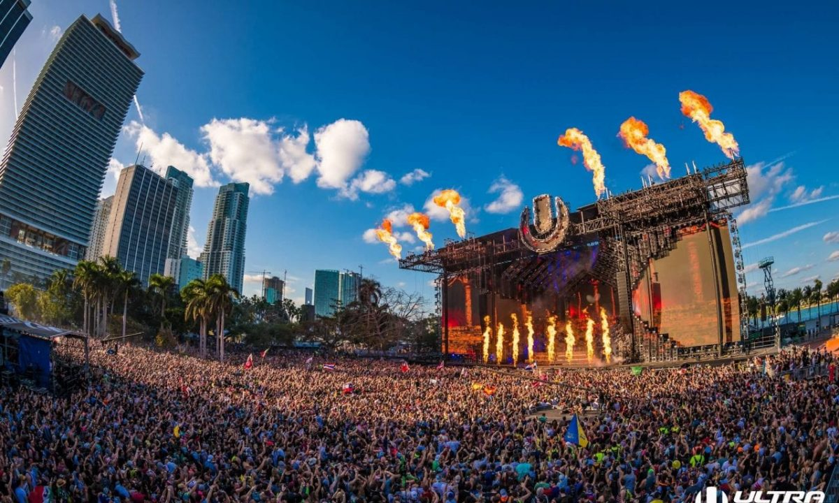 Carl Cox Megastructure Lineup announced for Ultra Music Festival & more