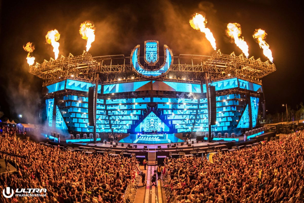 Ultra Music Festival releases Phase 3 & stage lineups for each day.