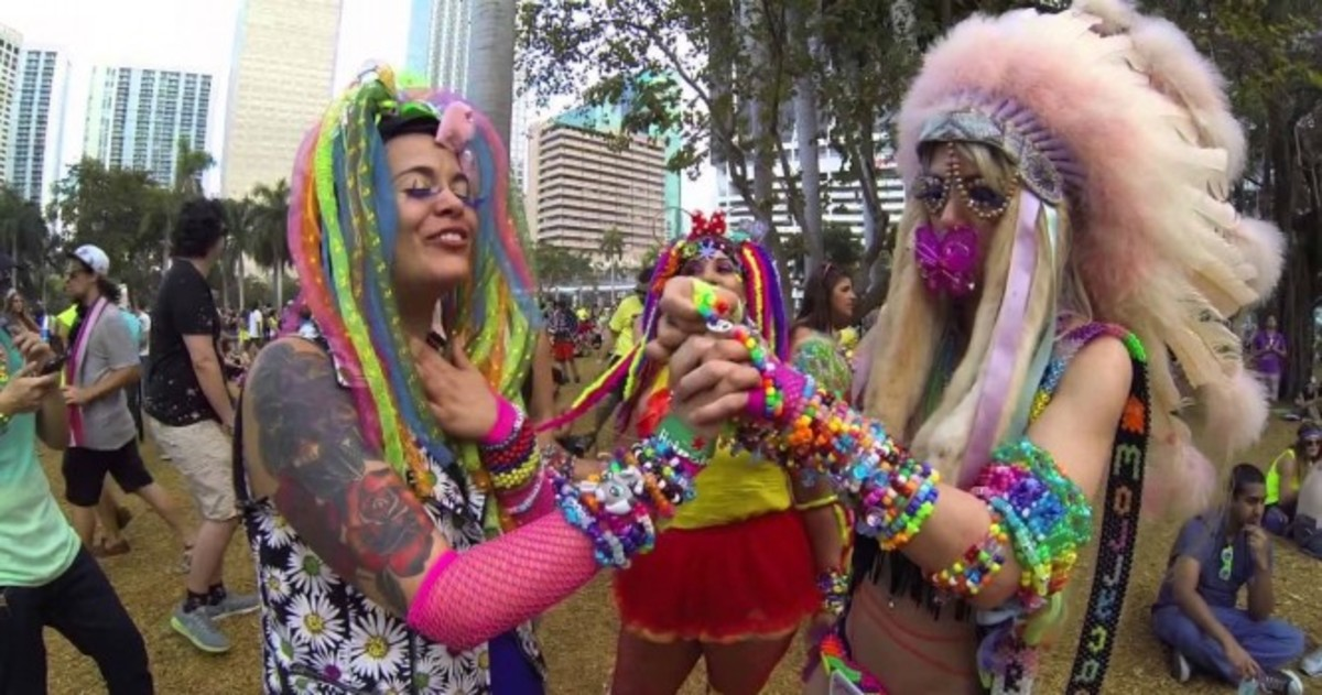 Festival season to resume if ravers stop showing so much PLUR