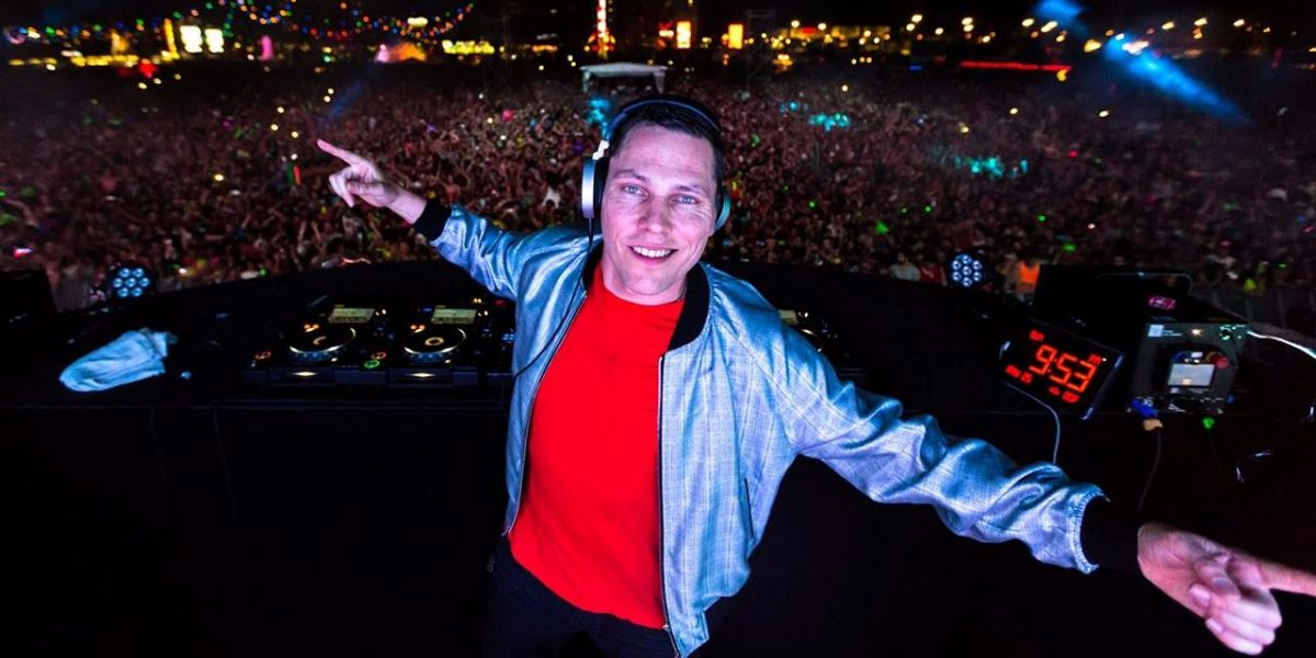 Tiesto's baby girl who isn't born yet will make the DJ Mag Top 100 list for 2020