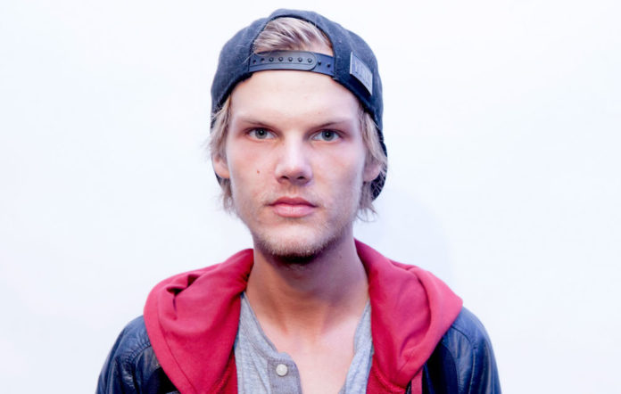 Throwback Avicii
