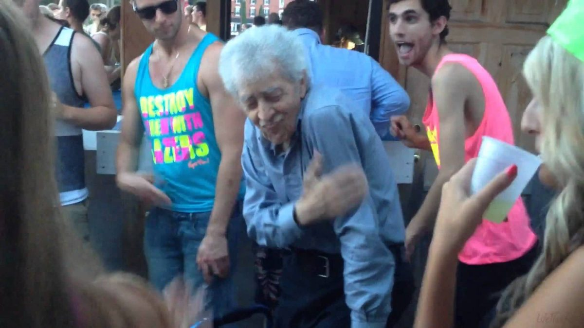 EDM has peaked! Plot twist… you're actually getting old