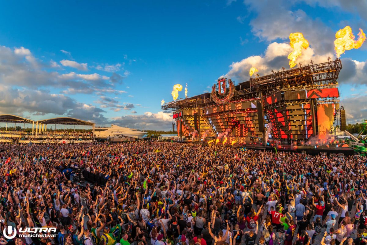 Ultra Music Festival May get postponed