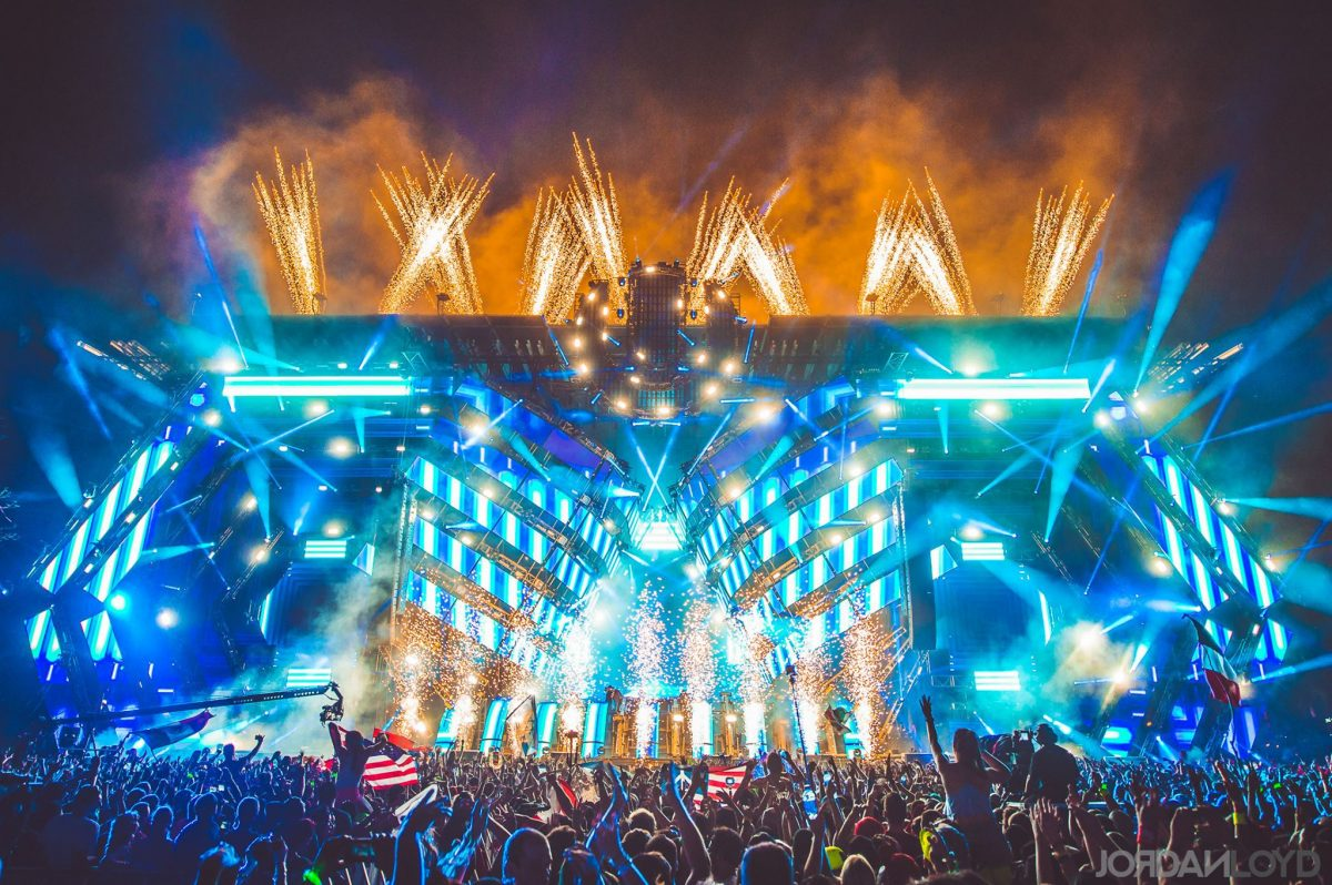 UMF coming along nicely for its postponed 2020 edition (check out the pictures)